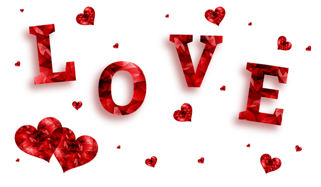 love hearts banner image #10083