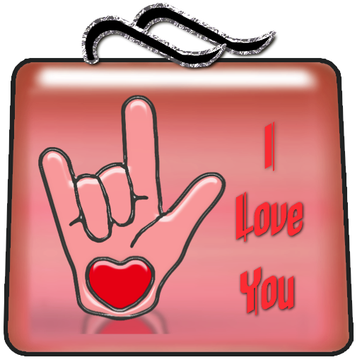 love you, american sign language icondoit #25731