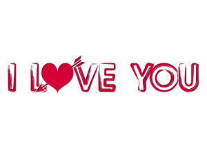 love you png text images use images photos #25723