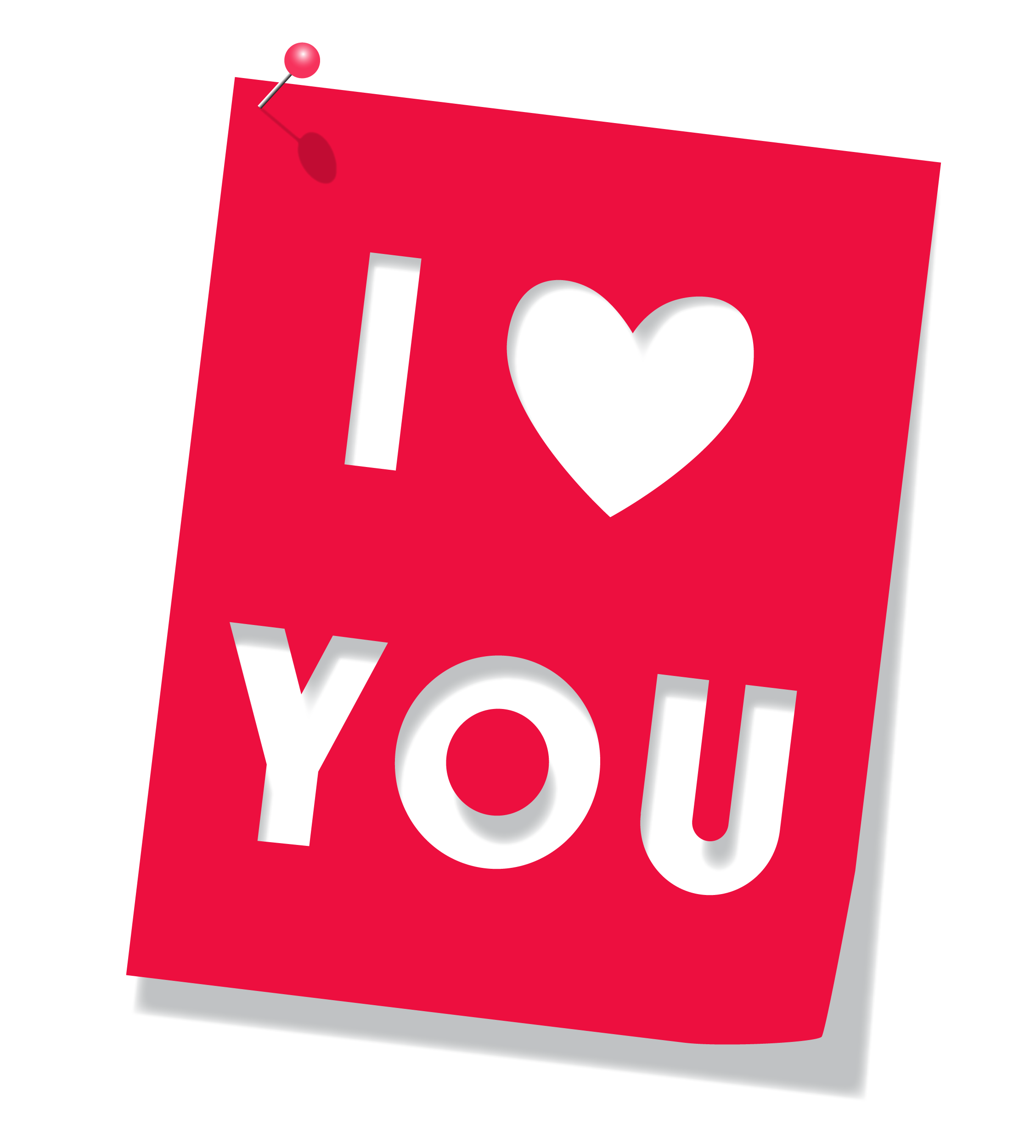 love you png transparent images png only #25787