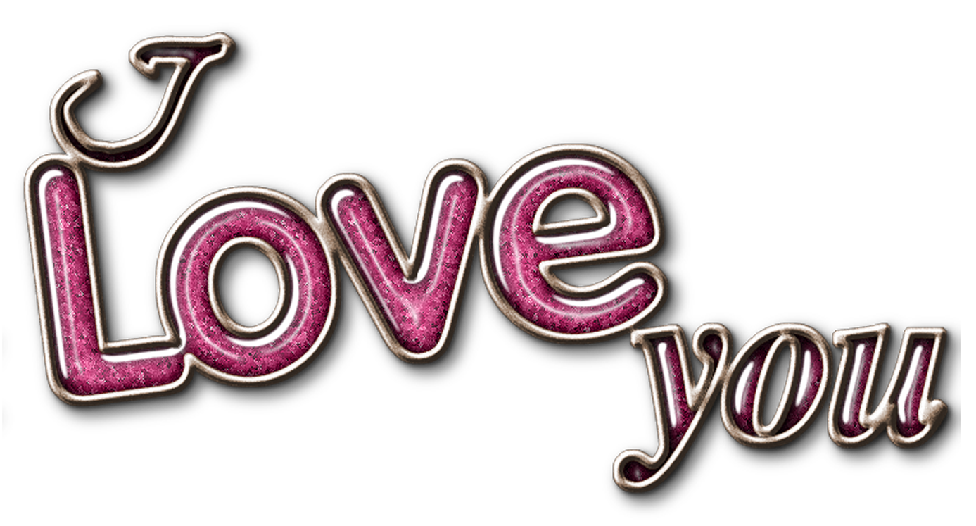 love you png transparent images png only #25824
