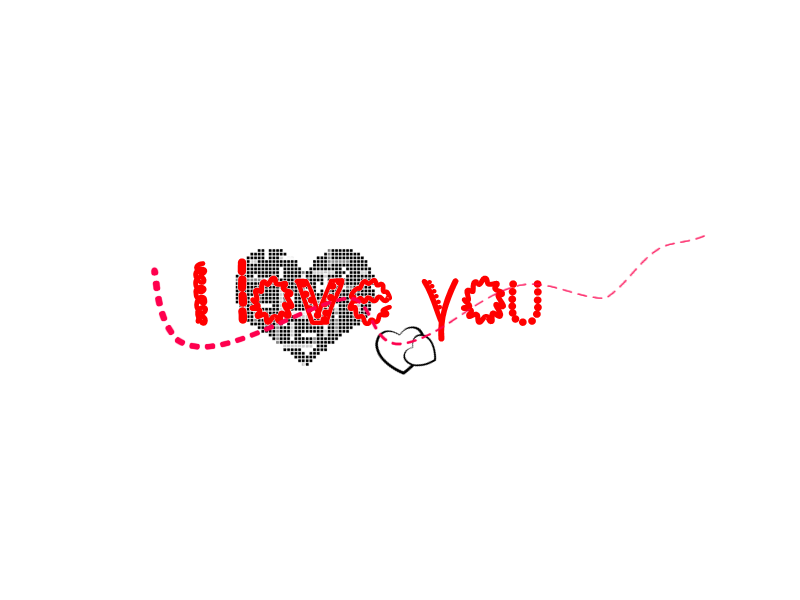 love you texto png carol deviantart #25834