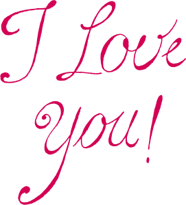 love you texts png transparent onlygfxm #25826