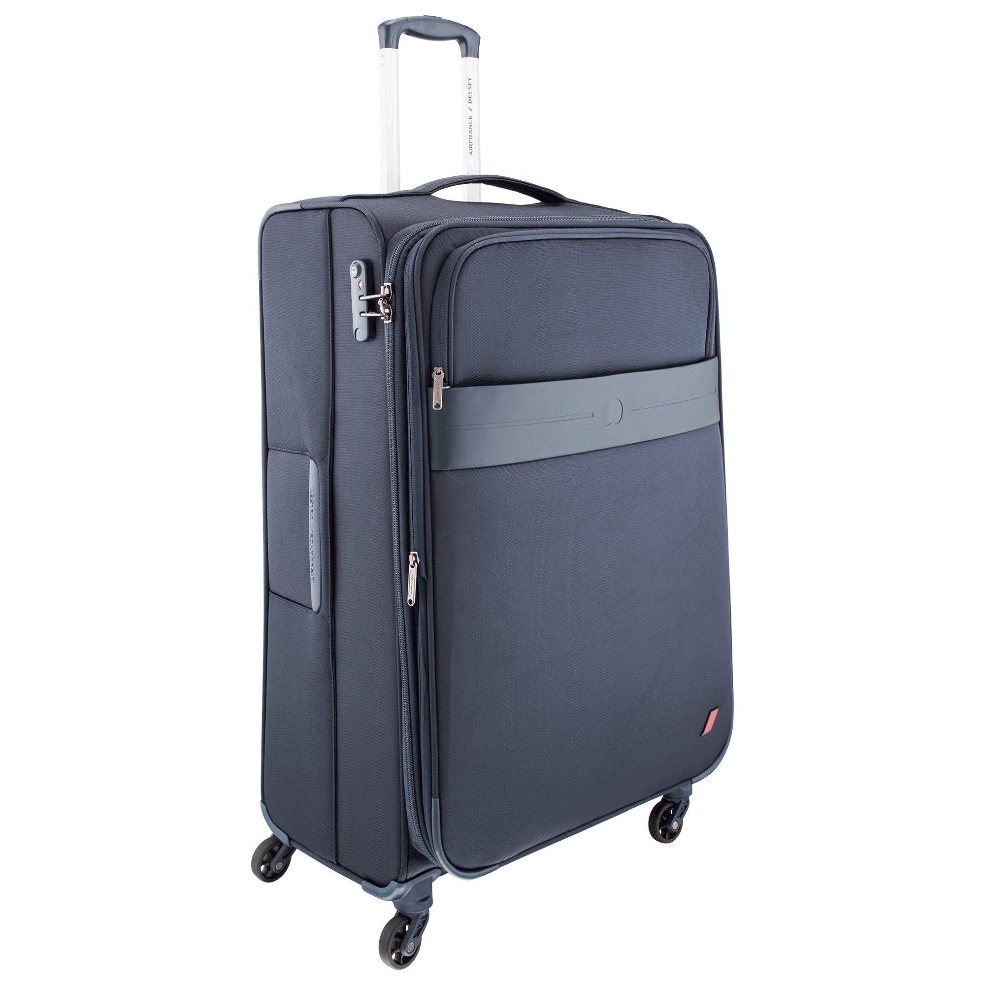 blue luggage png image purepng transparent #35074