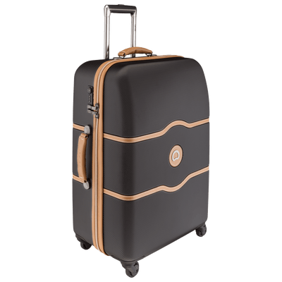 luggage black trolley transparent png stickpng #35108