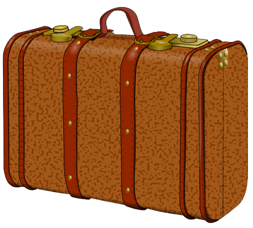luggage png transparent images #35076