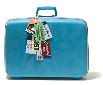 luggage png transparent images #35139