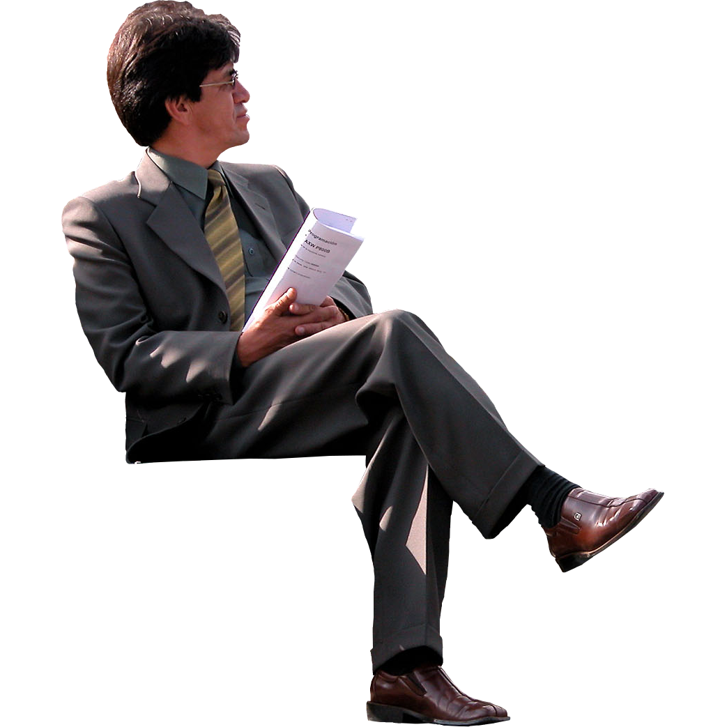 download sitting man png photos transparent png #12372