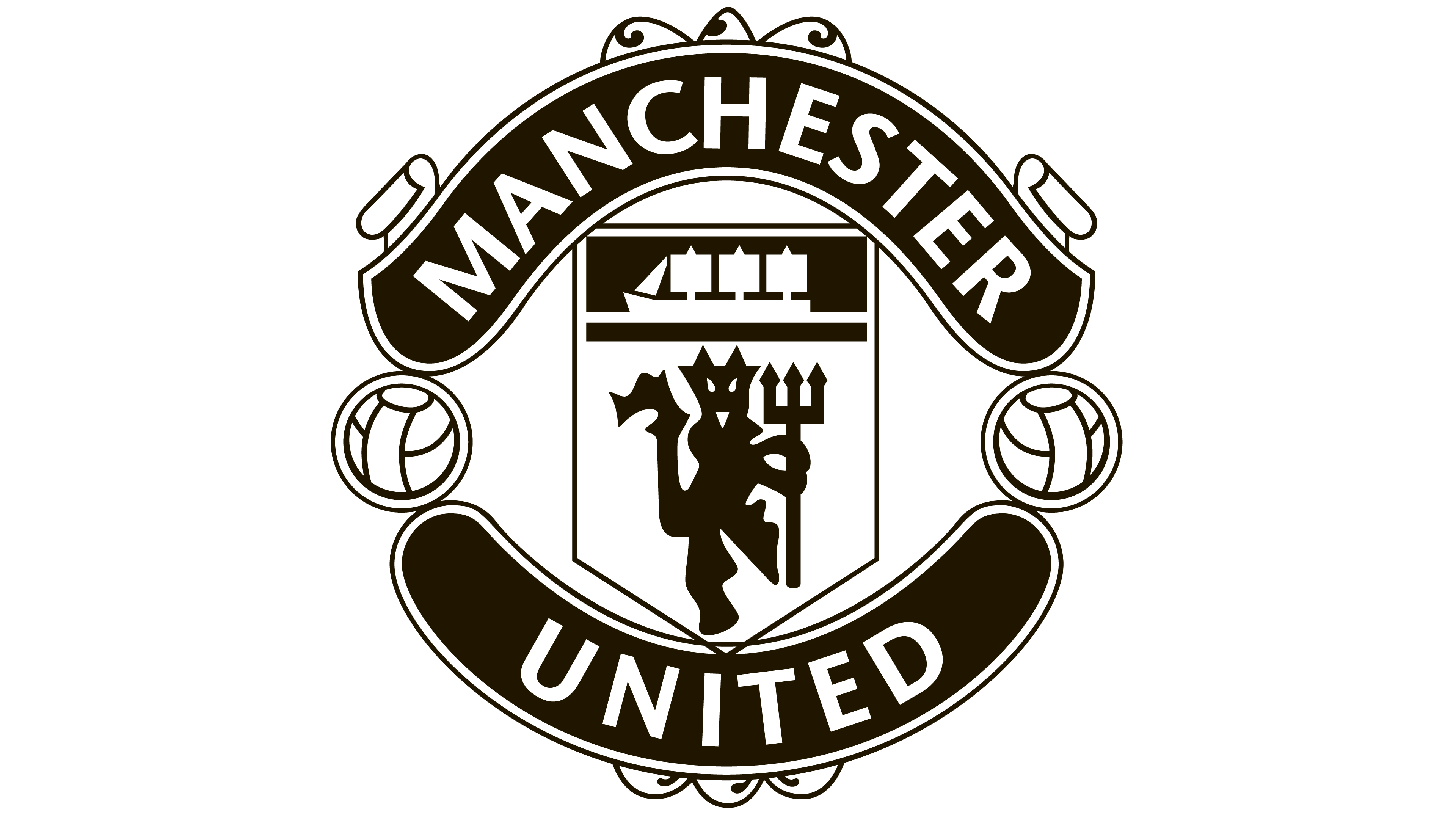 manchester united logo interesting history team name and #13595