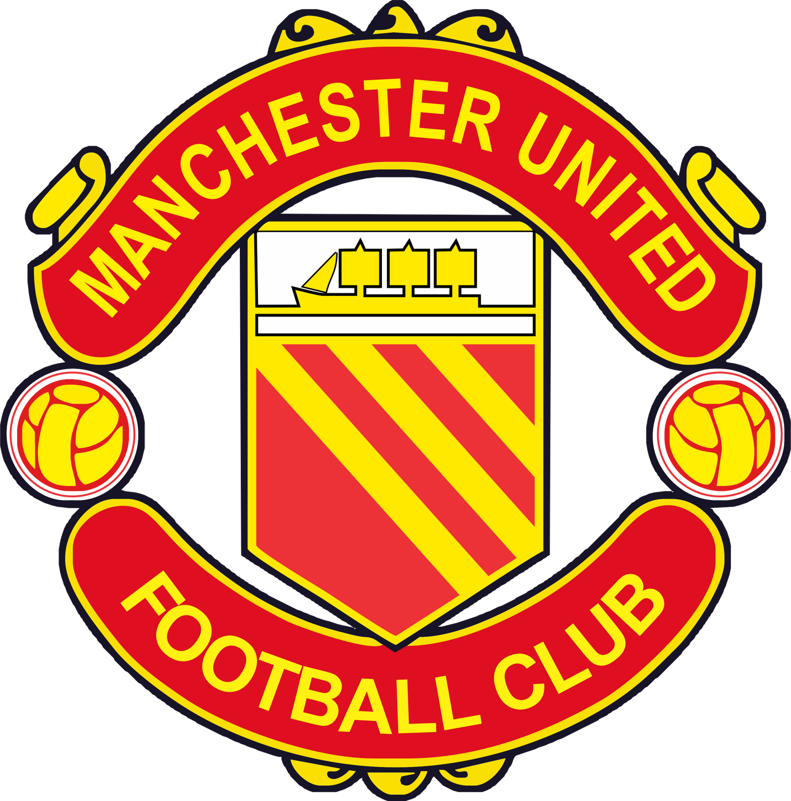 manchester united logo png transparent manchester united #13491
