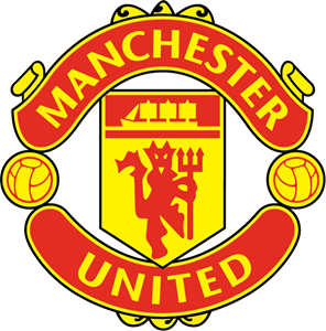 manchester united logo vector download #13596