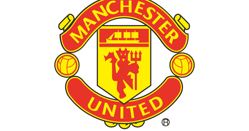 manchester united logo vector football club format cdr #13562