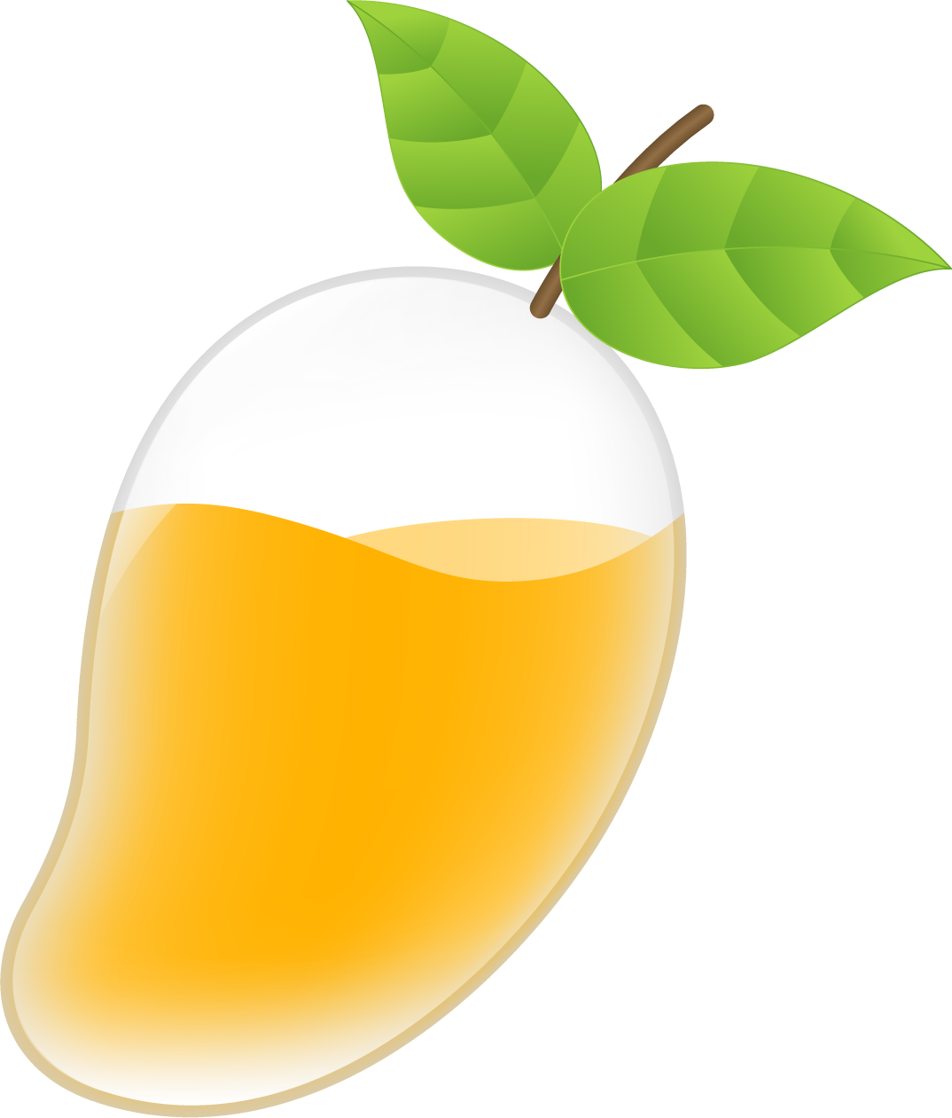 mango png transparent images png only #14803