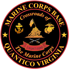logo of marine corps base quantico png #5281
