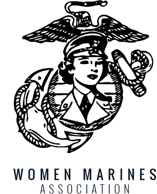 women marines association png logo #5290