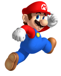 mario bros, image mario jumping fantendo the video game fanon wiki #28322