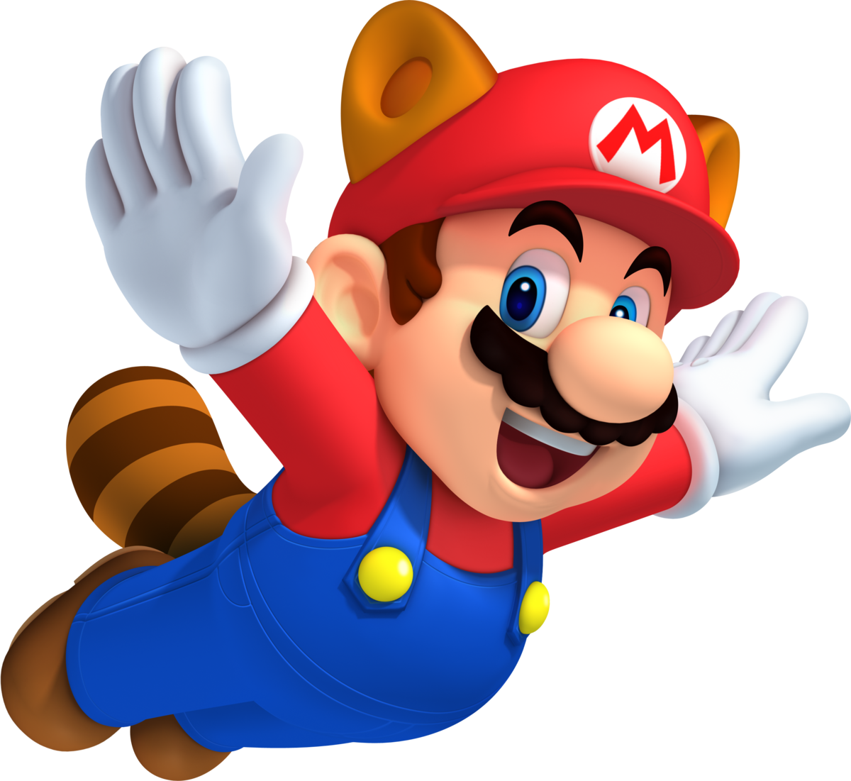 raccoon mario super mario wiki the mario encyclopedia #11615