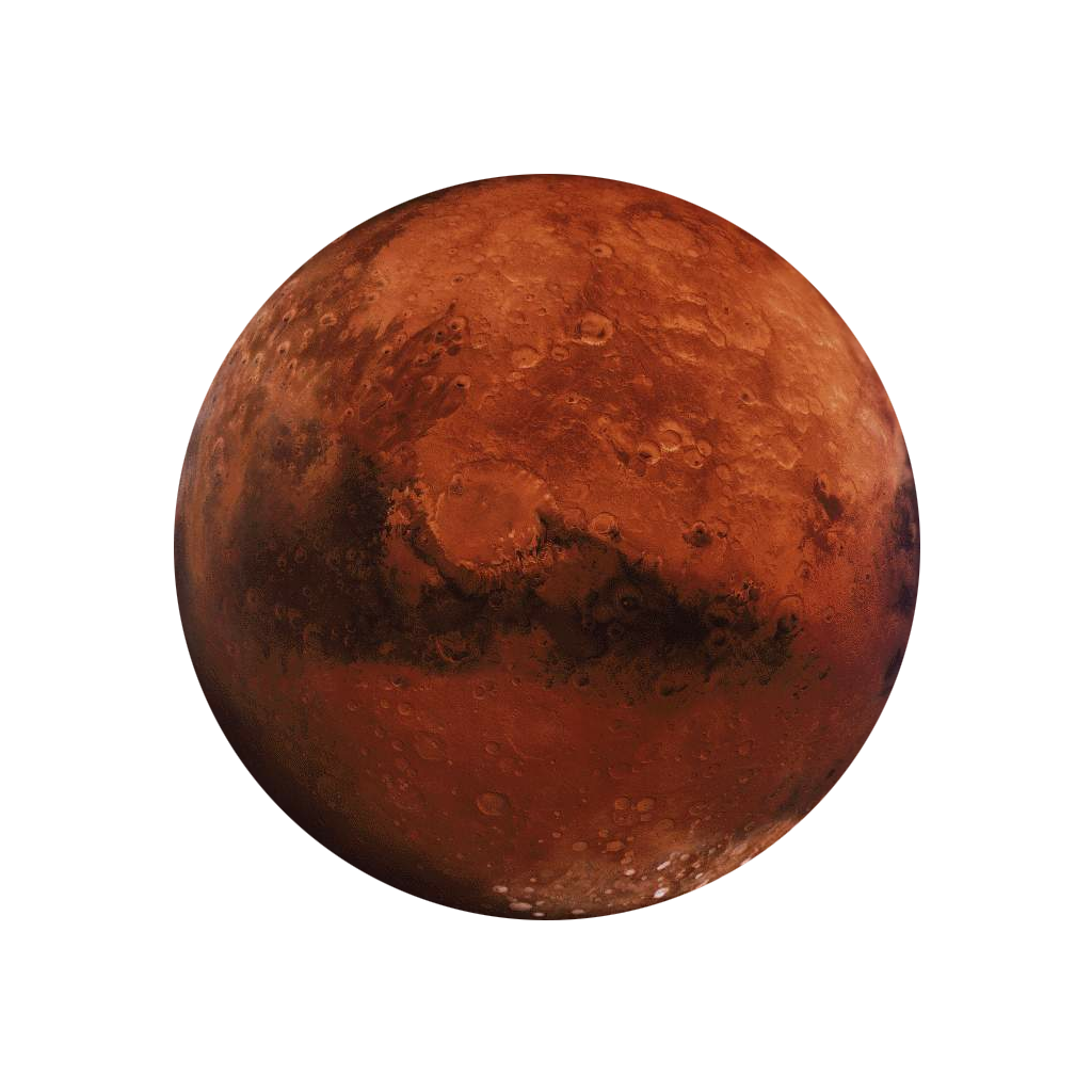 mars, terrestrial planets #18176