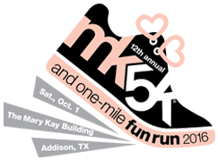 dallas mk5k the mary kay foundation png logo #3931