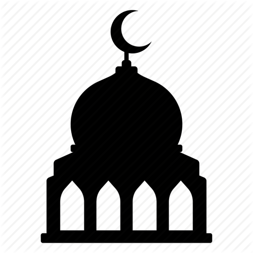 clipart kubah masjid collection #10417