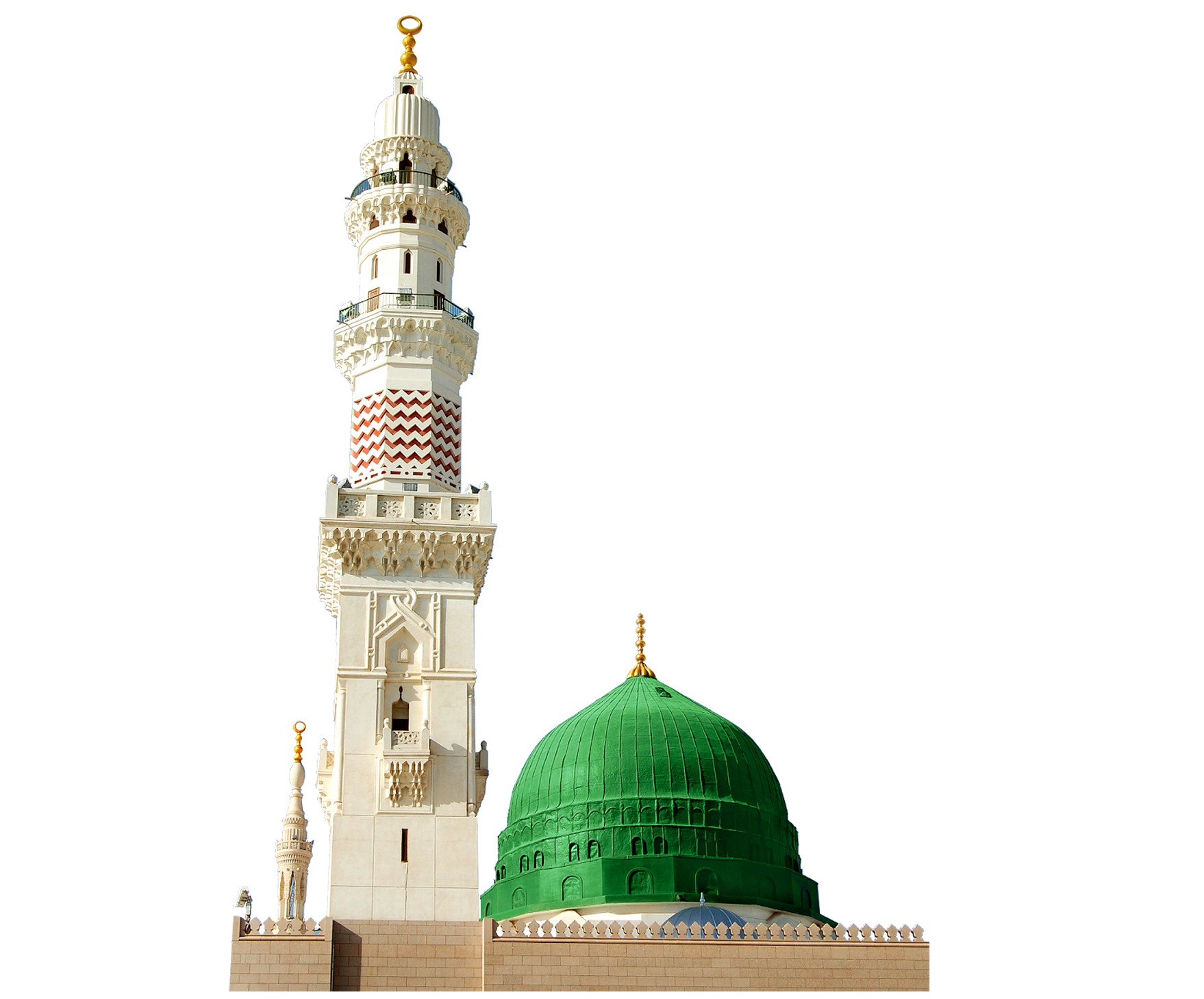 masjid nabvi png transparent background islamic psd #10392