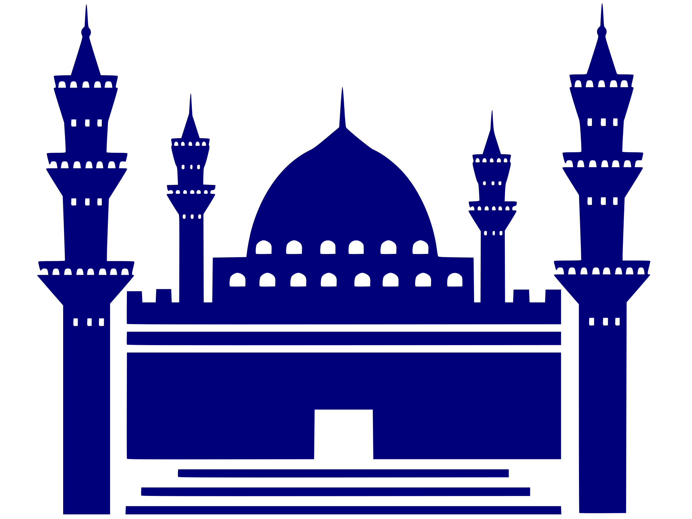 masjid png clipart best #10403