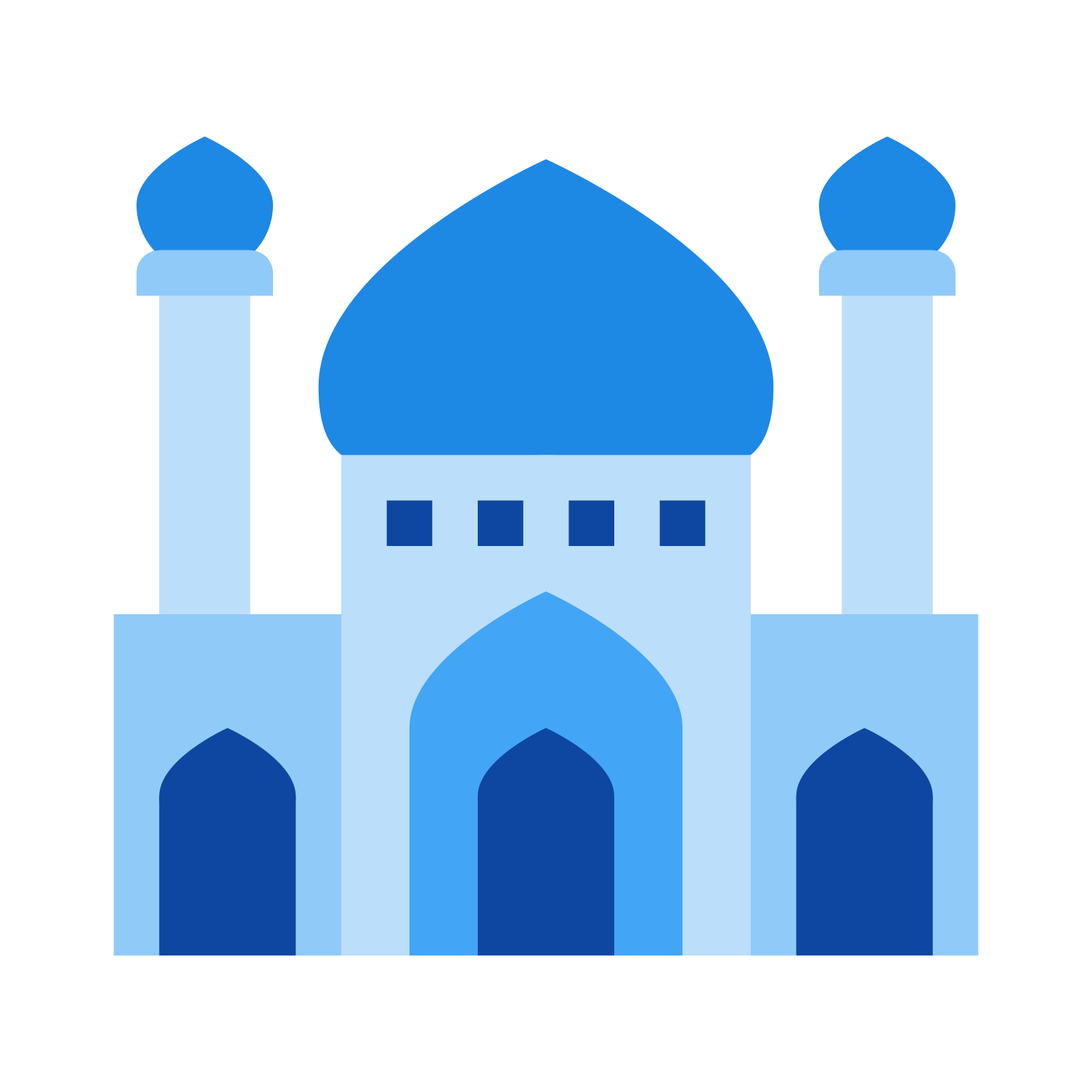 masjid png mosque clipart icon pencil and color mosque clipart icon #10425