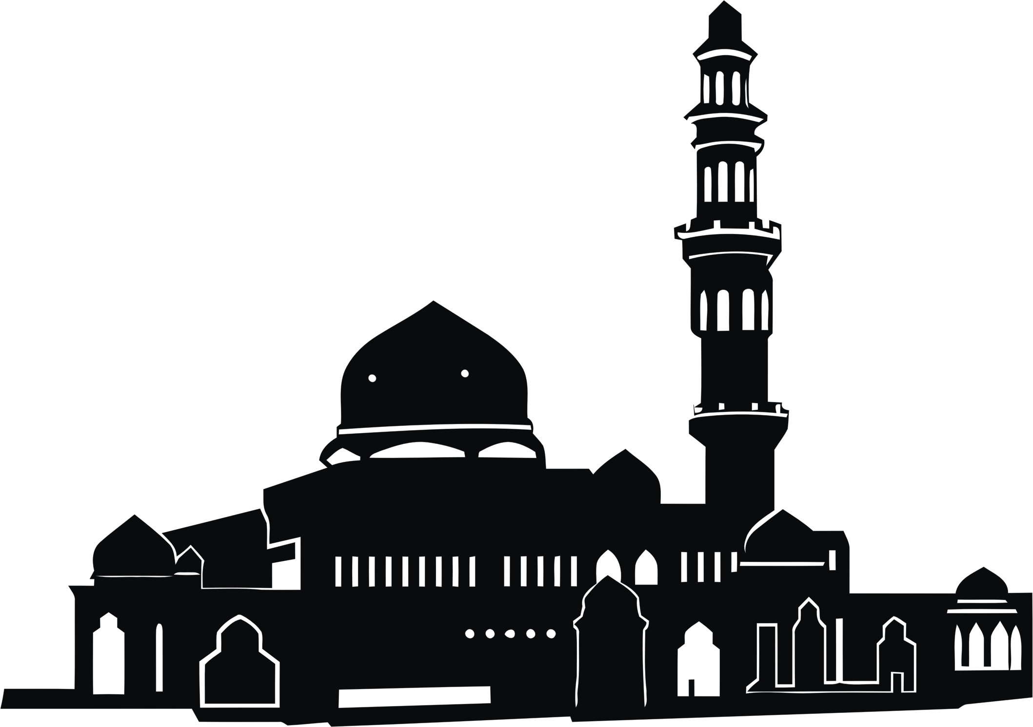 masjid png mosque png icon icons and png backgrounds #10408