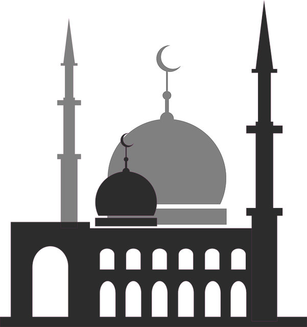 masjid png mosque ramadan holy vector graphic pixabay #10394