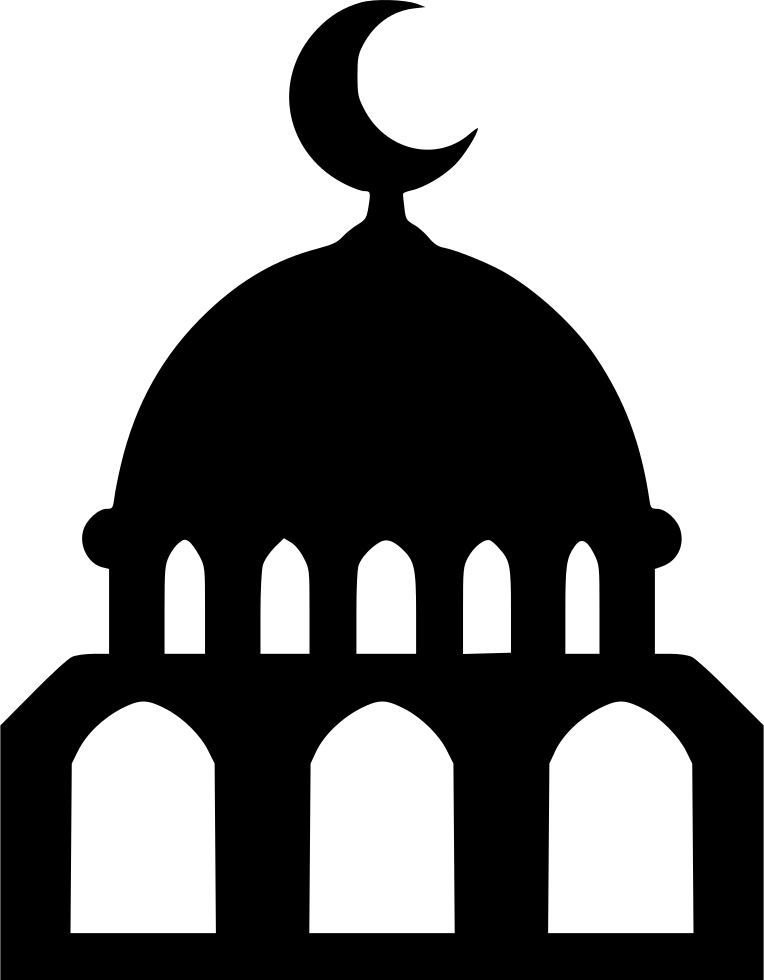 logo masjid, mosque svg png icon download #31845