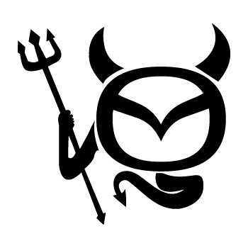 mazda logo #770