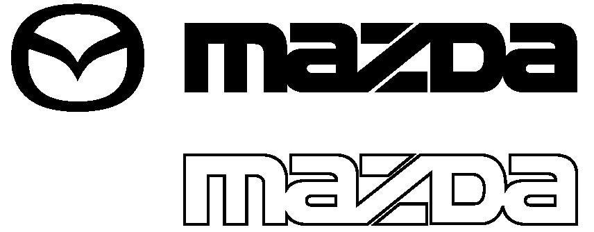 mazda logo #758