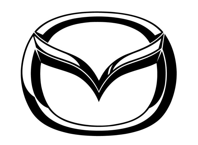 mazda logo #762
