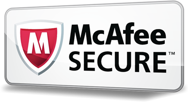 Beautiful McAfee Secure Logo #7890