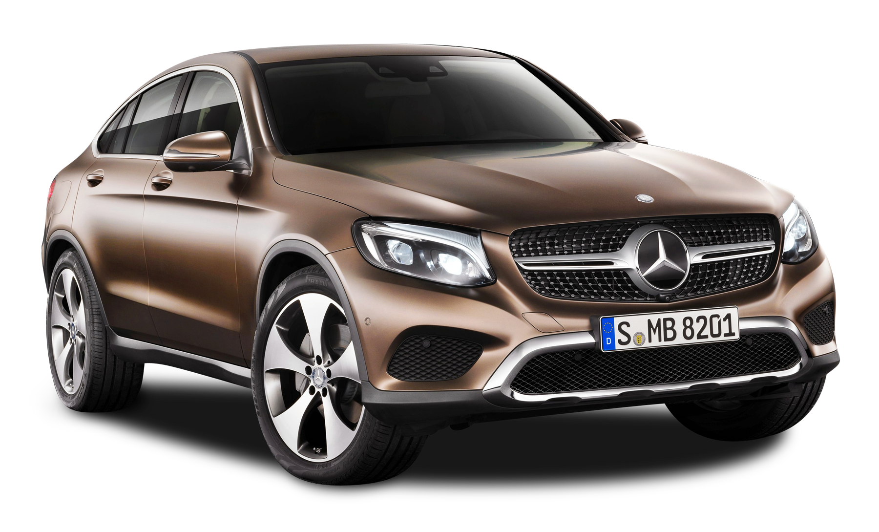 brown mercedes benz gle coupe car png image pngpix #26136
