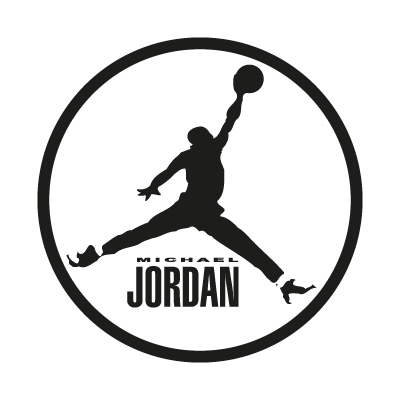 Awesome Michael Jordan Logo Circle Png #2666