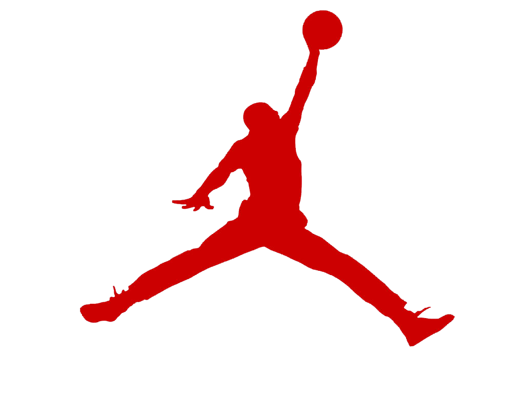 Michael Jordan Logo Free Transparent PNG Logos