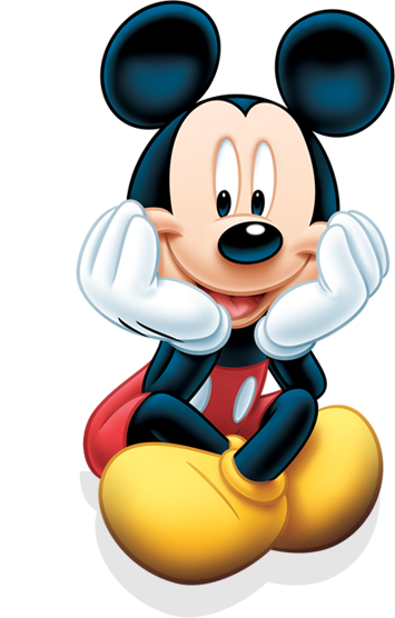 Mickey Mouse Free Png Images Mickey Cartoon Characters Free