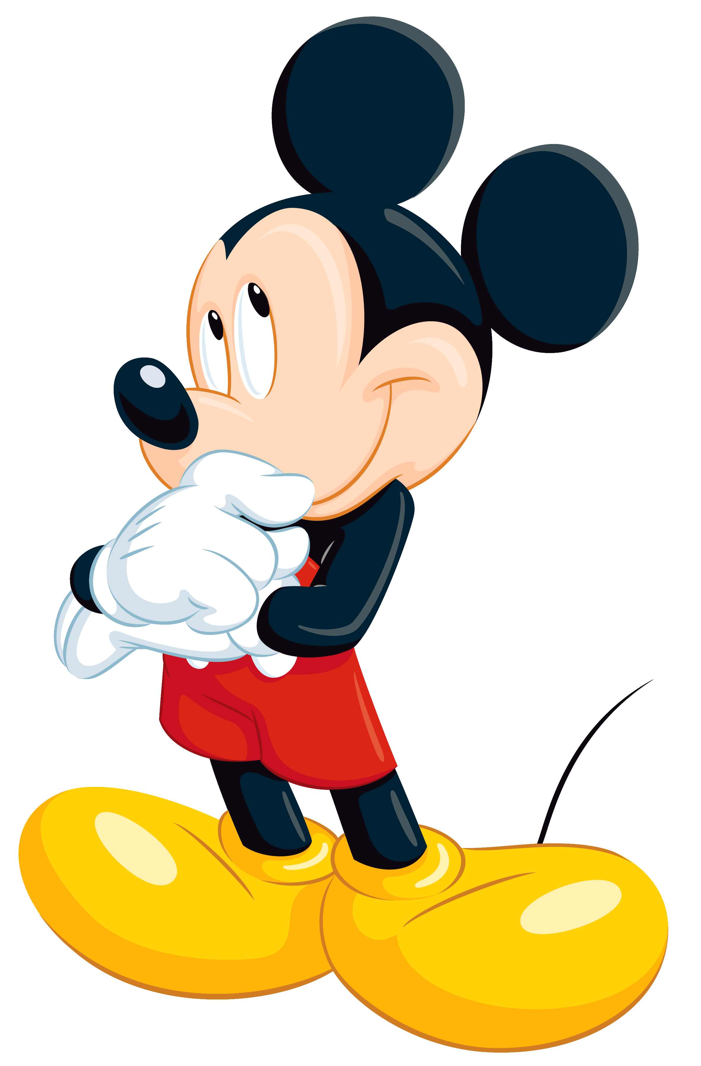mickey mouse png images cartoon character png only #9406