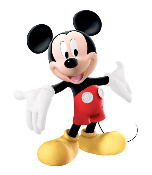 mickey mouse png images cartoon character png only #9410