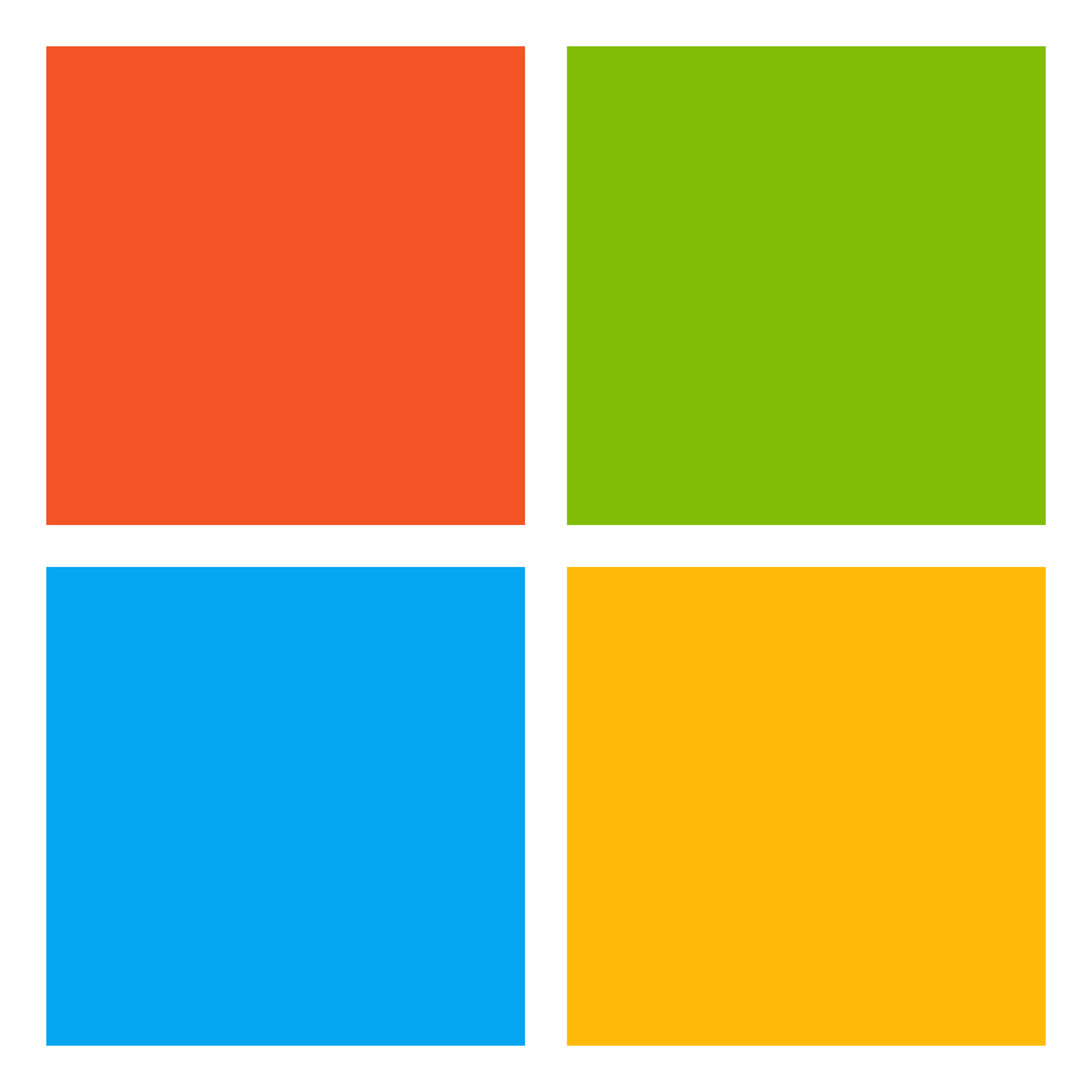 microsoft logo icon png transparent #4834