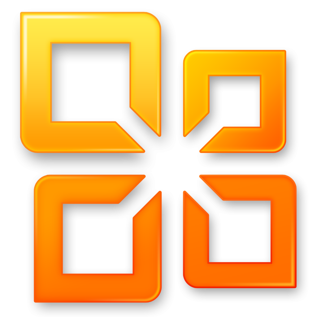 microsoft office logo software png #4825