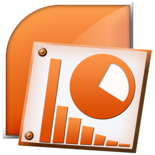 microsoft office powerpoint icon png logo #4832