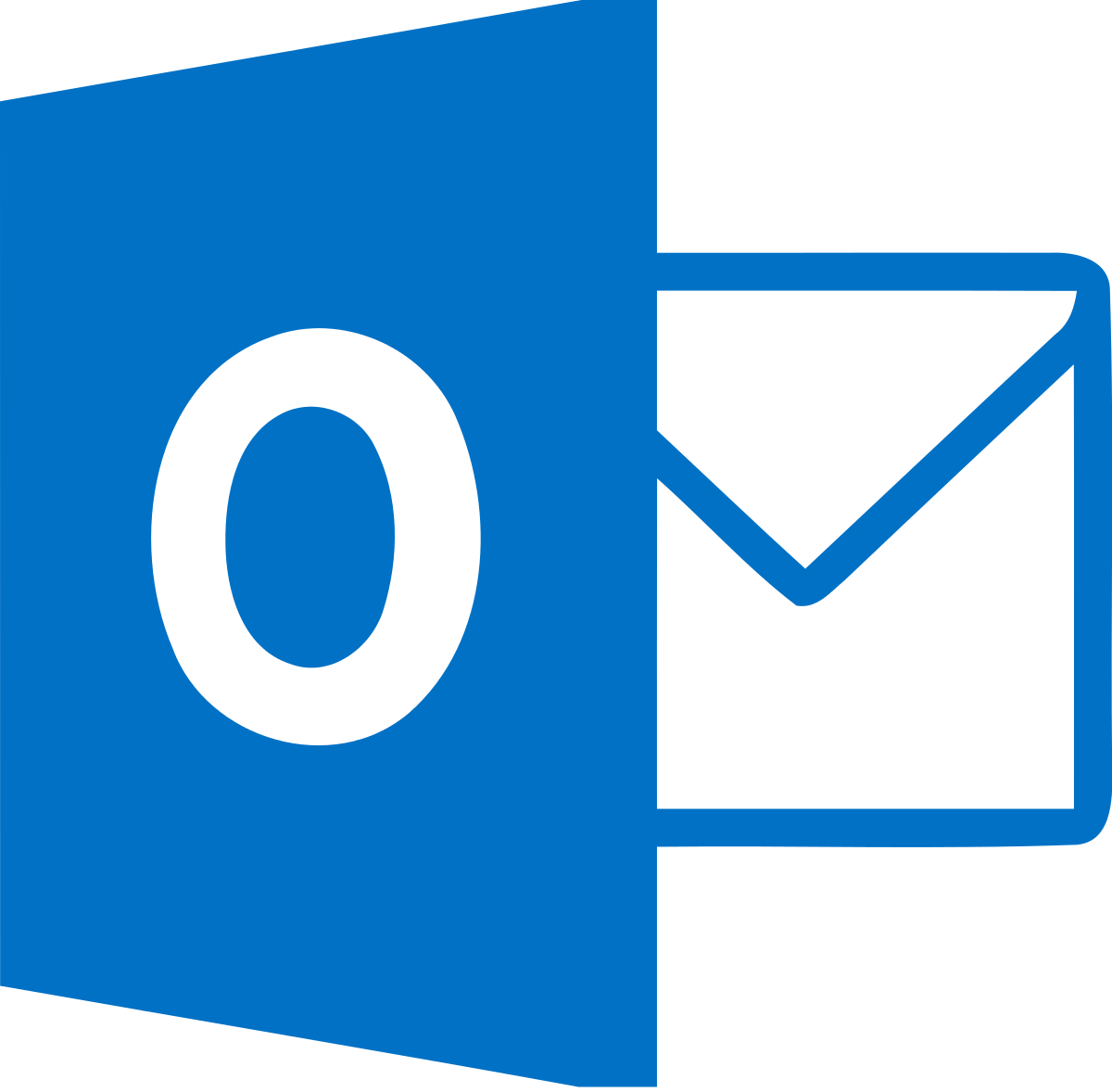 microsoft outlook png logo #4821