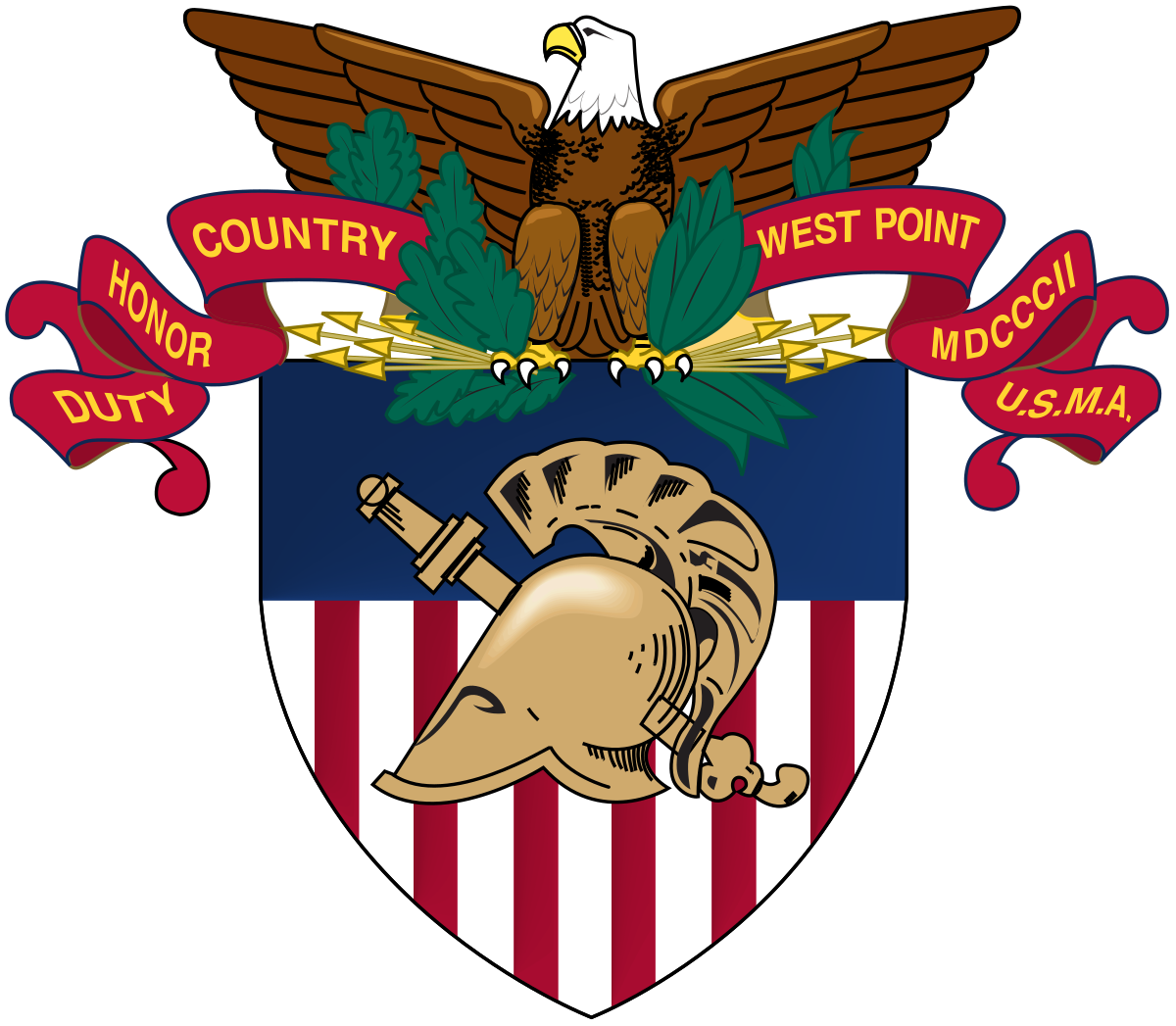 military logo, united states military academy wikipedia #25289