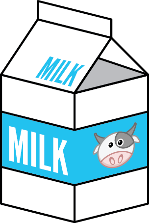 milk carton, designing with cless more strategic marketing and #14236