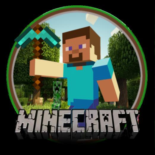 minecraft logo #1009