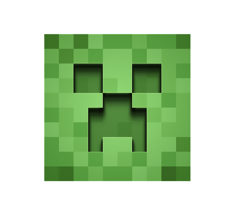 creeper minecraft image pixabay #11496