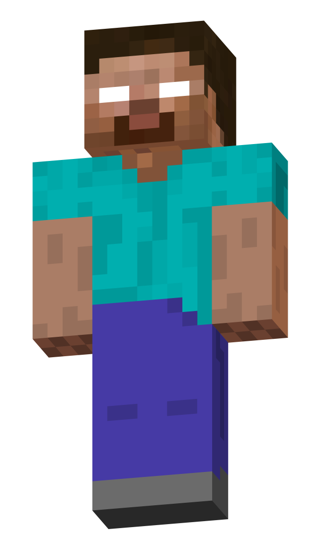 minecraft png herobrine villains wiki fandom powered wikia #11515