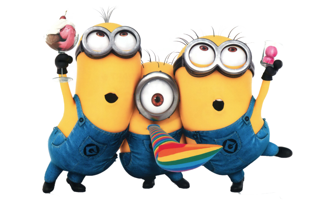 minions png images heroes minions transparent #9683